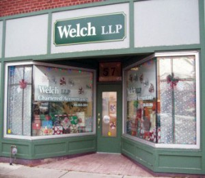 Welch LLP Storefront